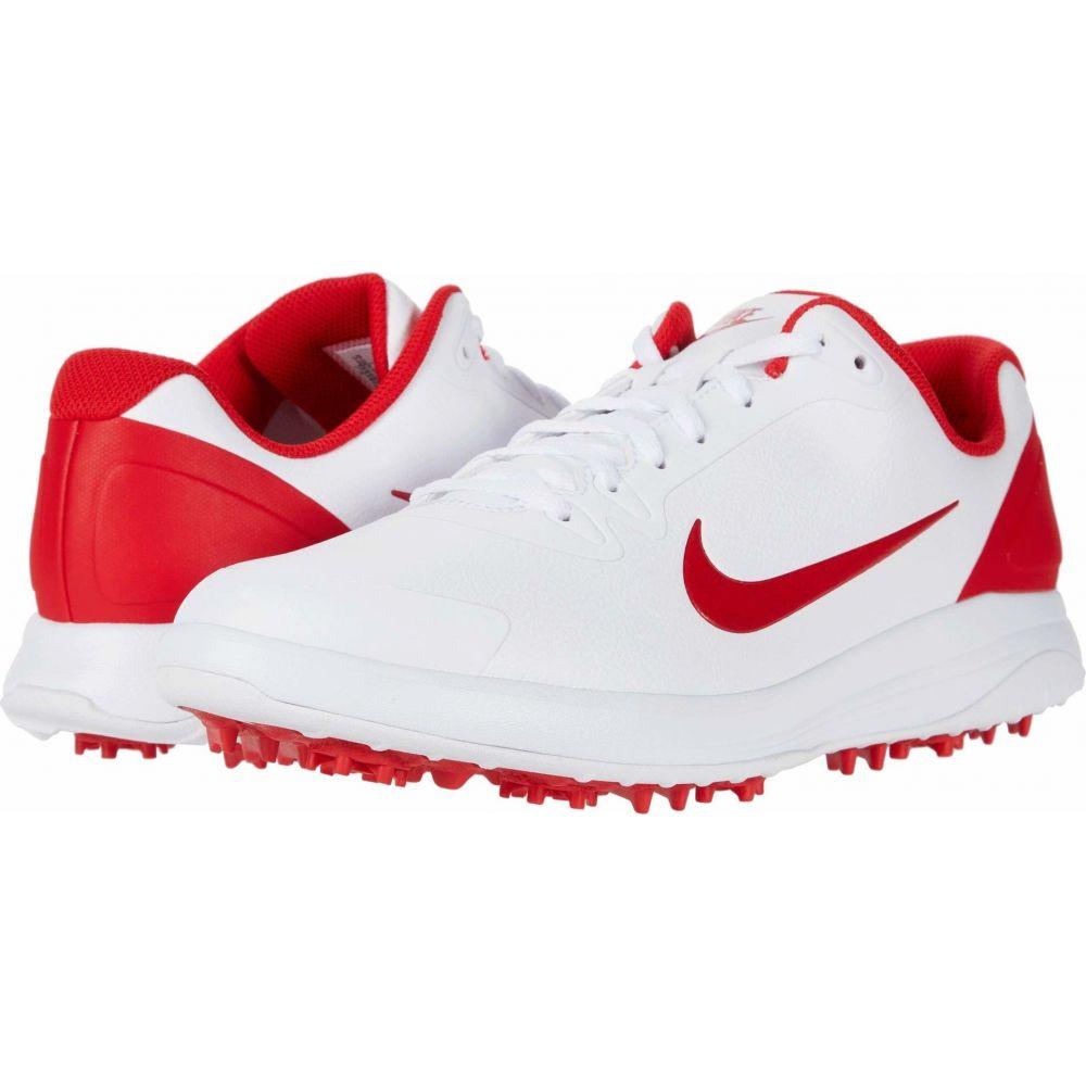 ナイキ Nike Golf メンズ ゴルフ シューズ・靴【Nike Infinity G】White/University Red