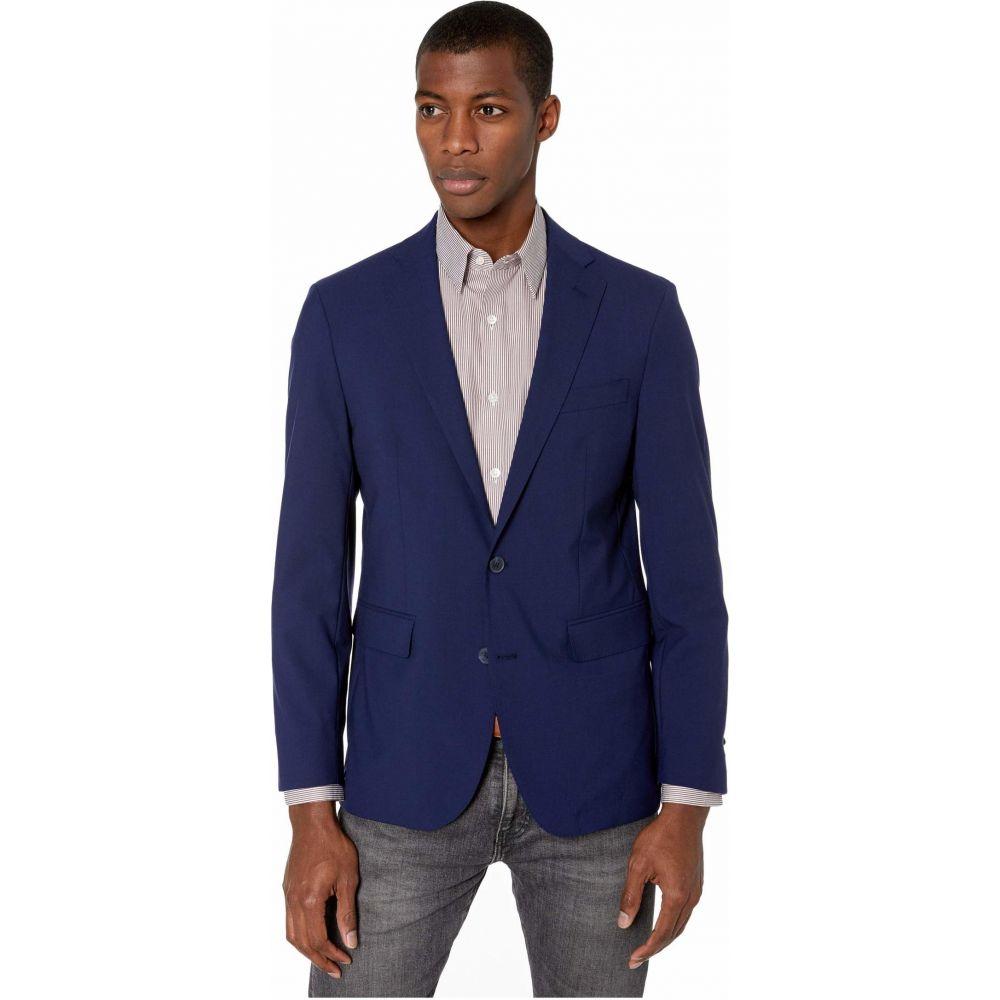 コールハーン Cole Haan メンズ コート アウター【Slim Fit Suit Separate Coat】Hot Blue