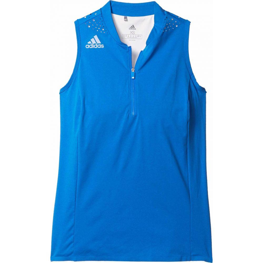 アディダス adidas Golf レディース ポロシャツ トップス【Racerback Polo Shirt】Glory Blue