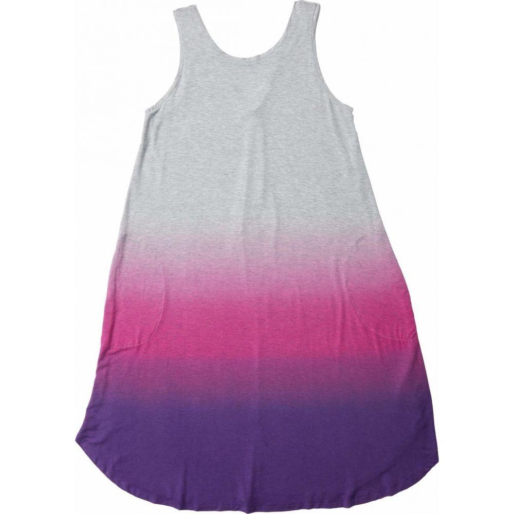 ダナ キャラン ニューヨーク Donna Karan レディース パジャマ・トップのみ インナー・下着【Modal Spandex Jersey 40' Sleeveless Gown】Grey Heather Dip-Dye