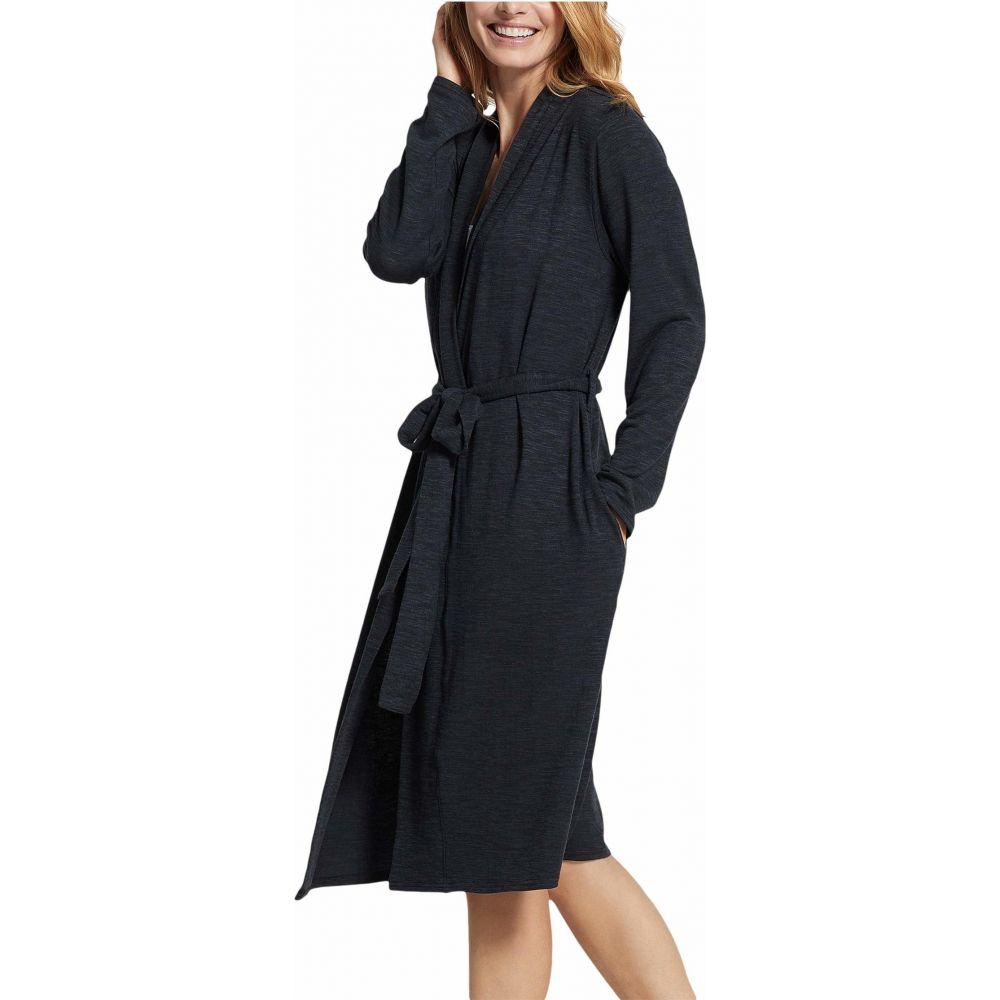 ユミエ Yummie レディース ガウン・バスローブ 大きいサイズ インナー・下着【Plus Size Midi Robe】Black