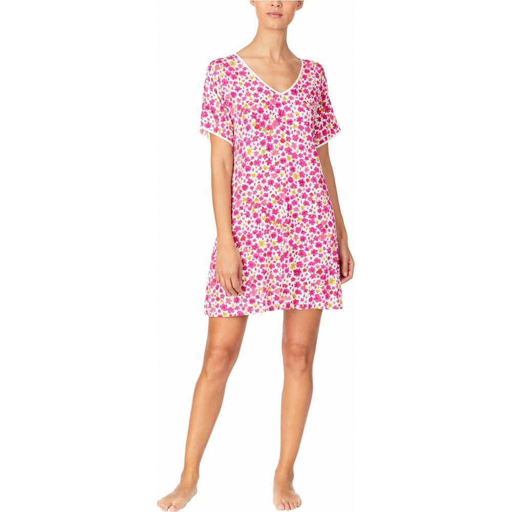 ケイト スペード Kate Spade New York レディース パジャマ・トップのみ インナー・下着【Modal Jersey Sleepshirt】Marker Floral