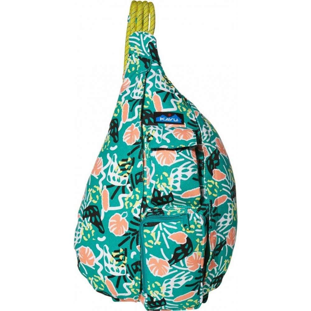 カブー KAVU レディース バックパック・リュック バッグ【Rope Bag】Jungle Party