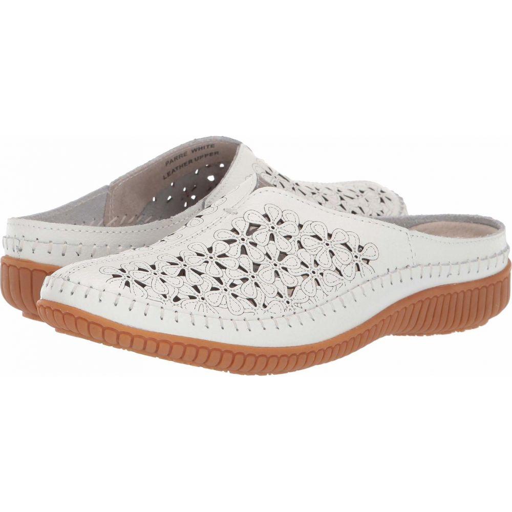 スプリングステップ Spring Step レディース シューズ・靴 【Parre】White