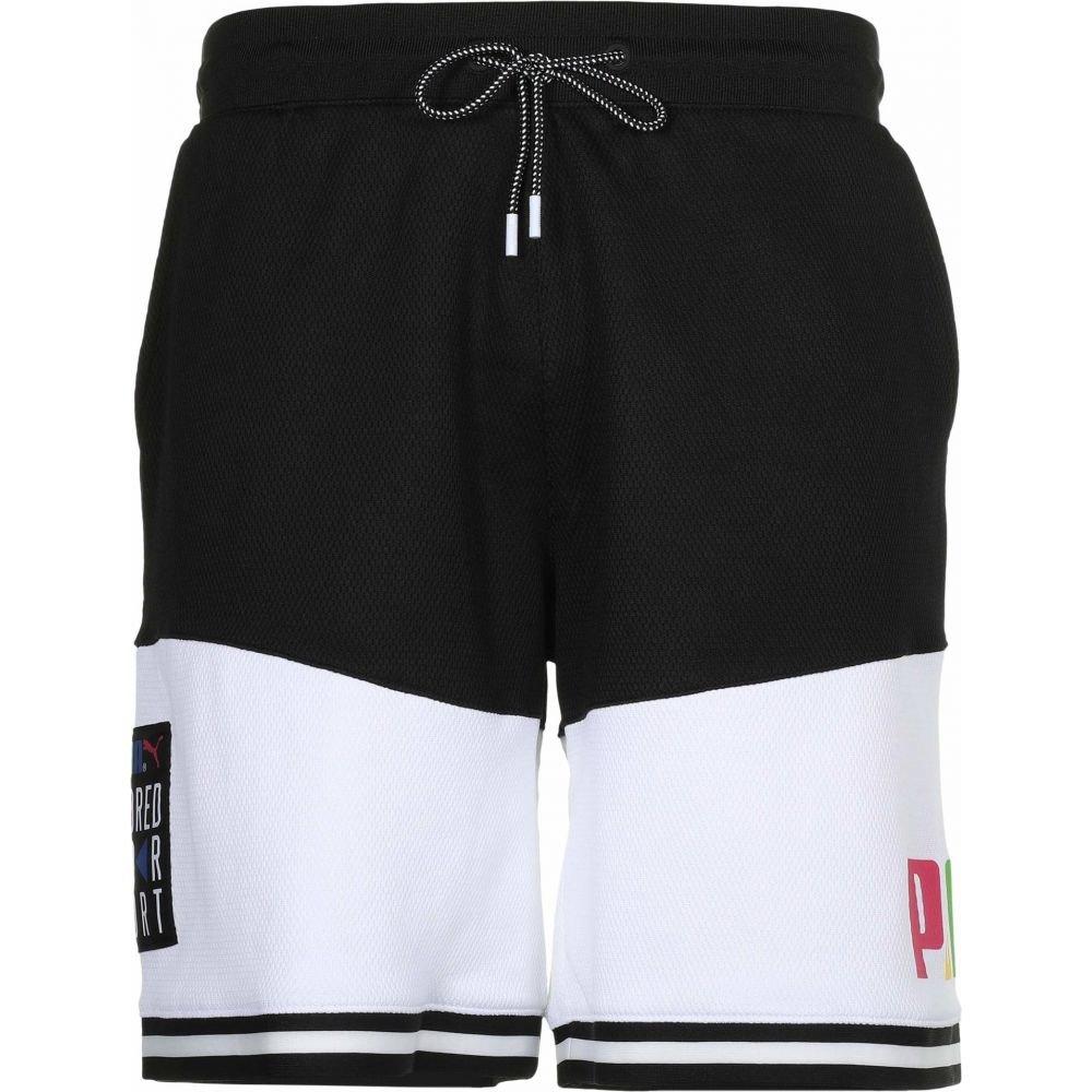 プーマ PUMA メンズ バスケットボール ショートパンツ ボトムス・パンツ【Tailored For Sport Basketball Shorts】PUMA Black