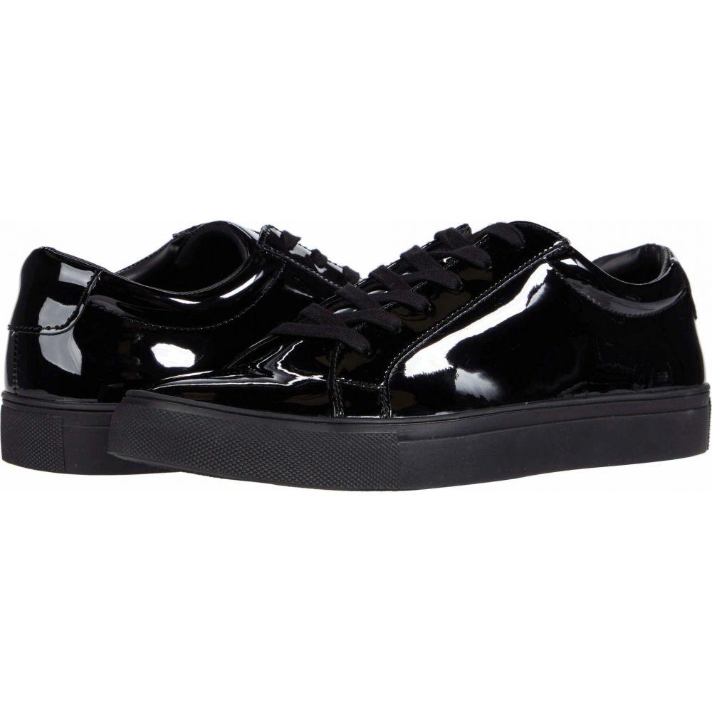 スティーブ マデン Steve Madden メンズ スニーカー シューズ・靴【Coastal-P Sneaker】Black Patent
