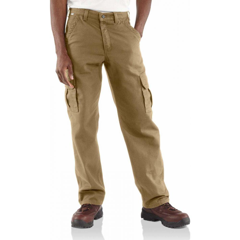 カーハート Carhartt メンズ カーゴパンツ 大きいサイズ ボトムス・パンツ【Big & Tall Flame-Resistant Canvas Cargo Pants】