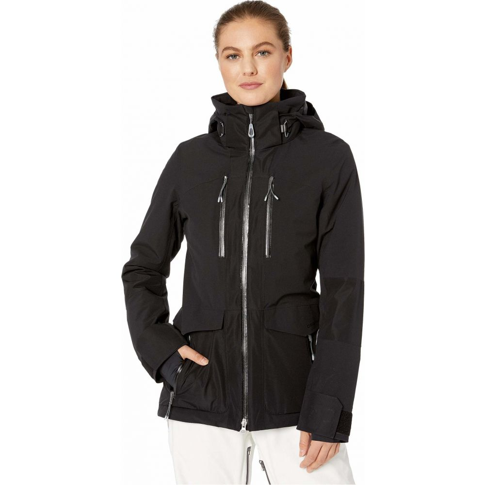 オバマイヤー Obermeyer レディース スキー・スノーボード ジャケット アウター【Clara Jacket】Black