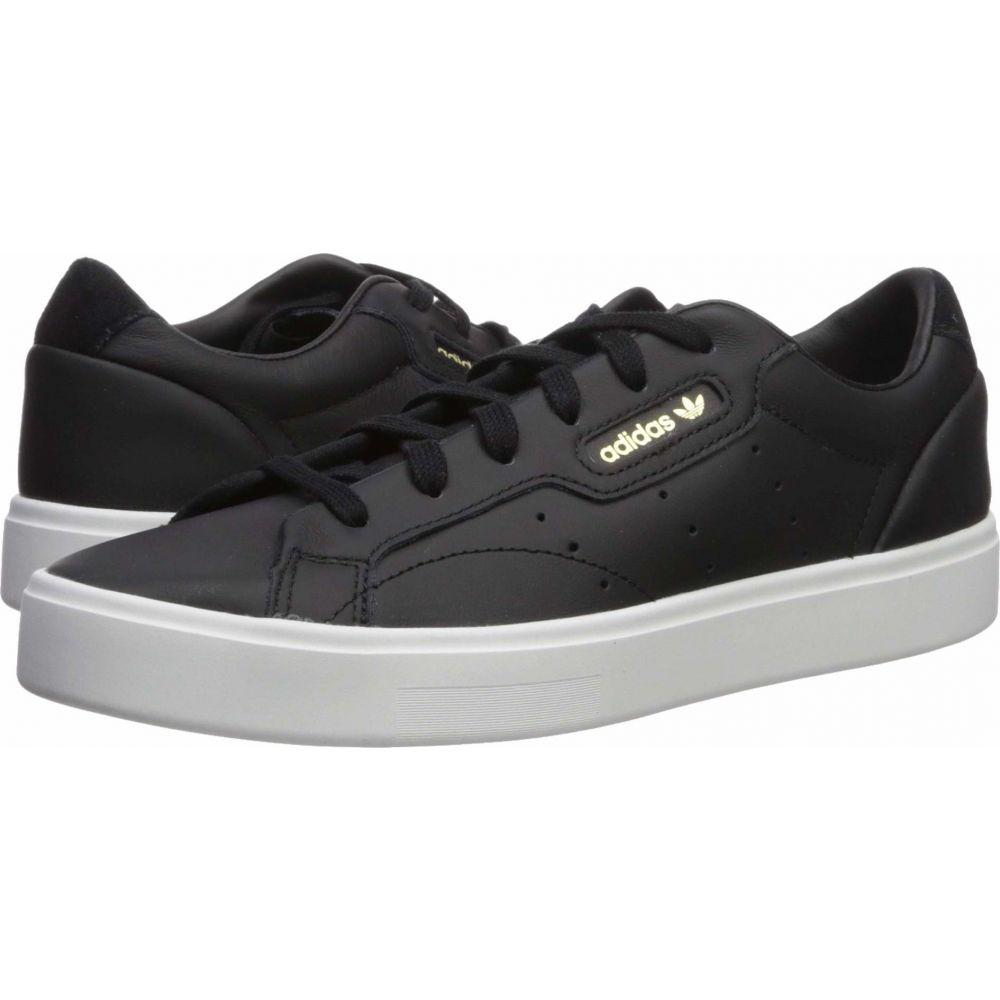 アディダス adidas Originals レディース スニーカー シューズ・靴【Sleek】Core Black/Core Black/Crystal White