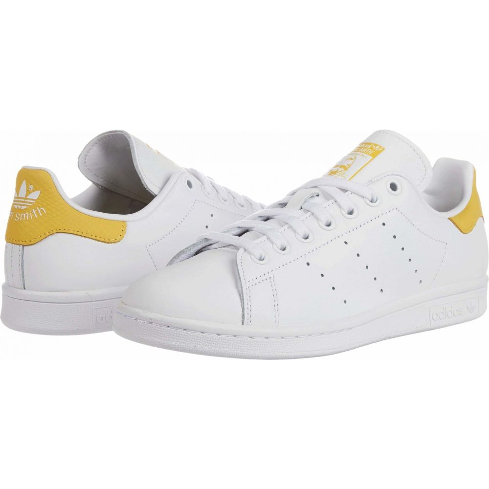 アディダス adidas Originals レディース スニーカー シューズ・靴【Stan Smith】Footwear White/Footwear White/Core Yellow