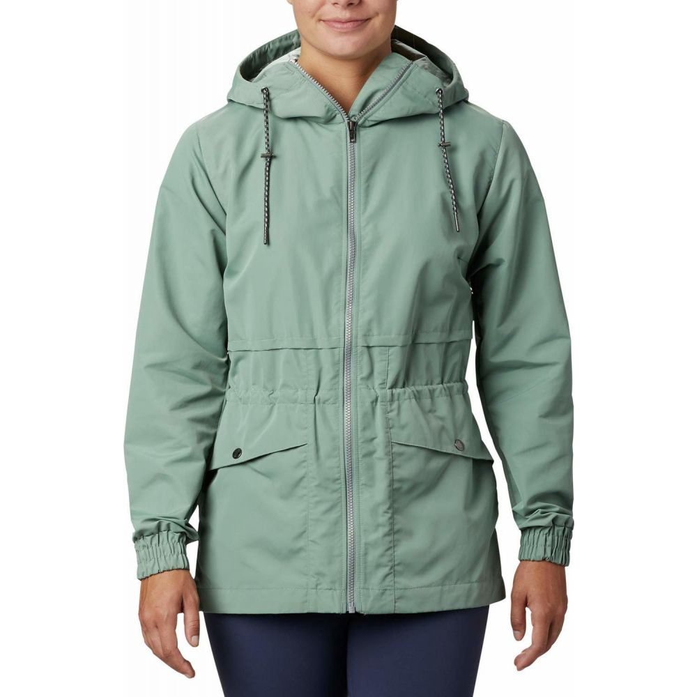コロンビア Columbia レディース ジャケット アウター【Day Trippin'(TM) Jacket】Light Lichen