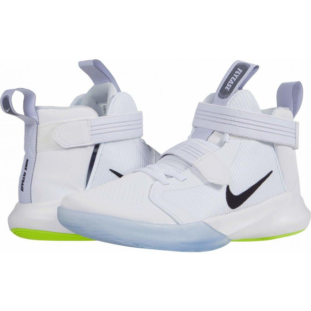 ナイキ Nike メンズ バスケットボール シューズ・靴【FlyEase Precision III】White/Black/Pure Platinum/Volt