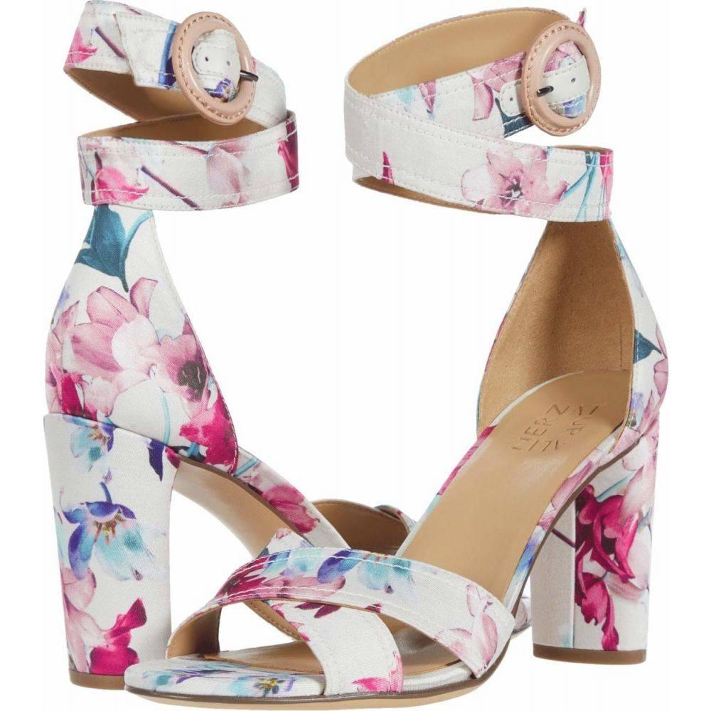 ナチュラライザー Naturalizer レディース サンダル・ミュール シューズ・靴【Rinna】Pink Multi Tulip Fabric