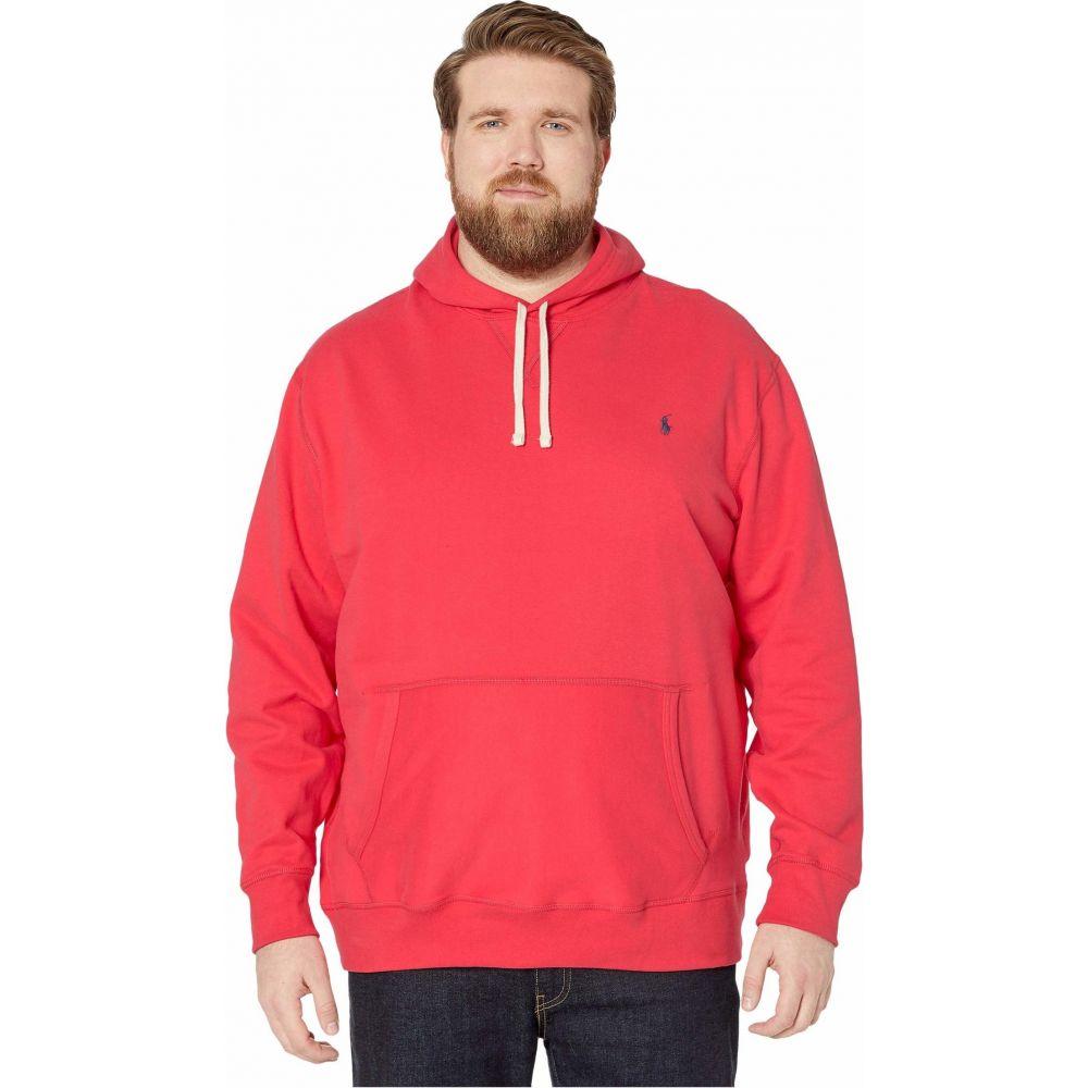 ラルフ ローレン Polo Ralph Lauren Big & Tall メンズ フリース 大きいサイズ トップス【Big & Tall Fleece Knit】Racing Red