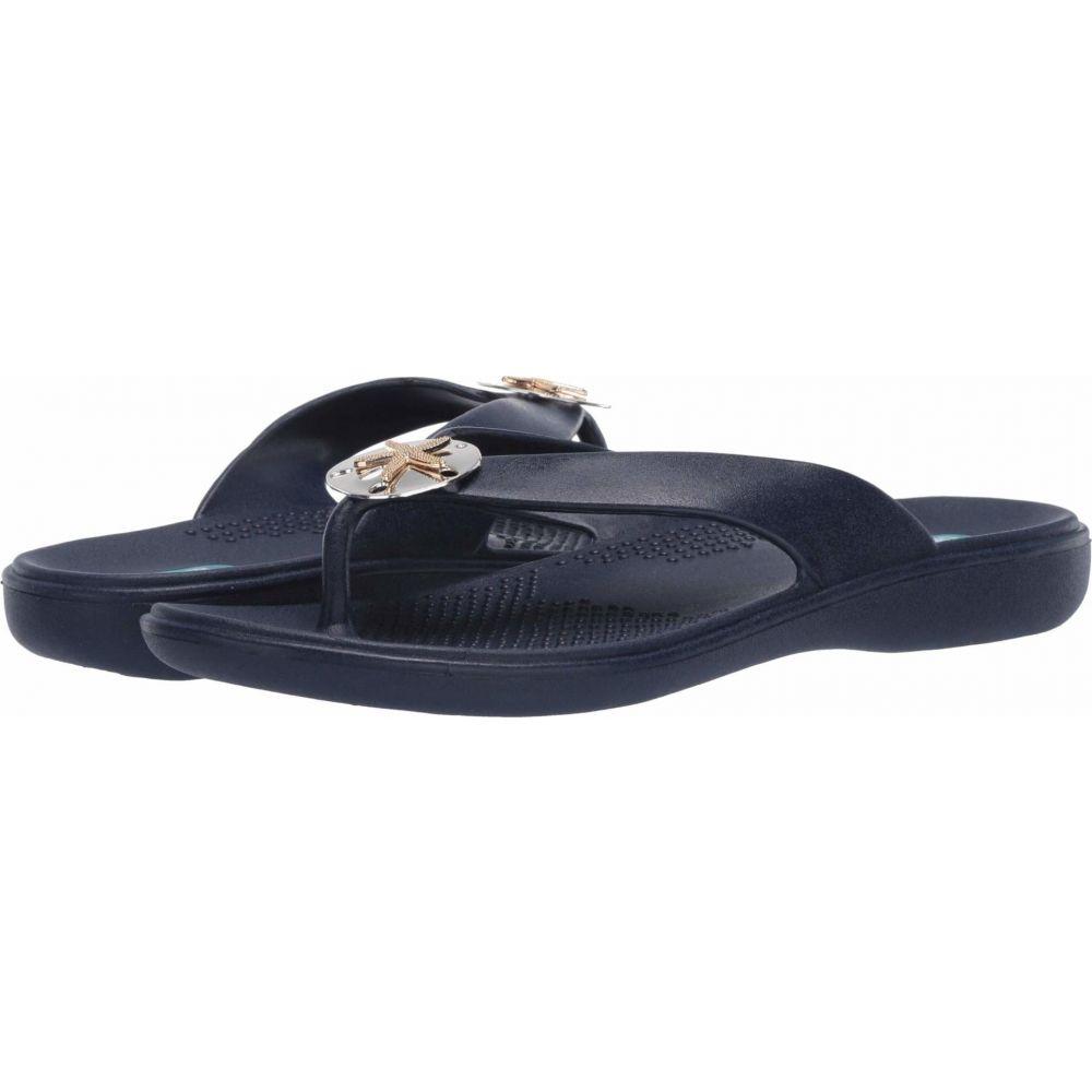 オカビー Oka-B レディース ビーチサンダル シューズ・靴【Sandy】Sapphire
