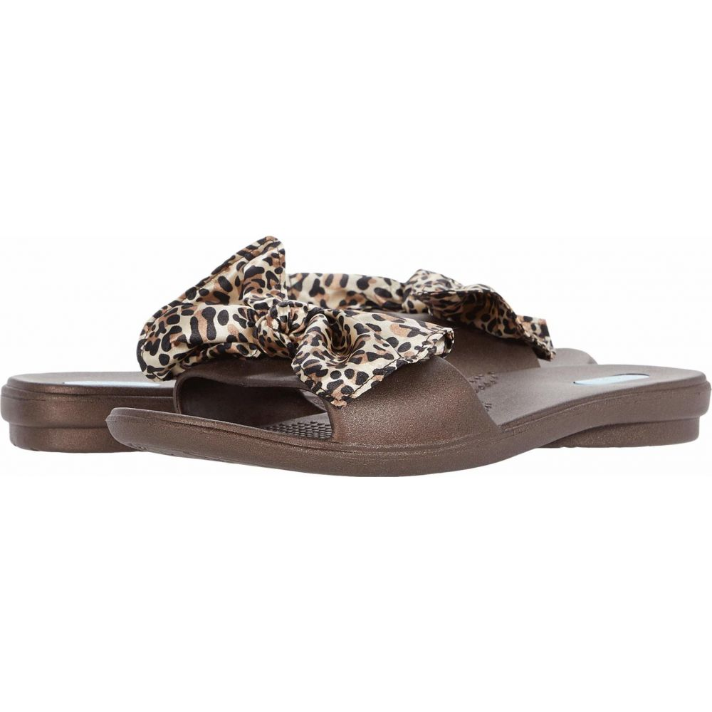 オカビー Oka-B レディース ビーチサンダル シューズ・靴【Madison】Copper