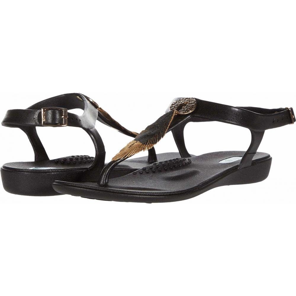 オカビー Oka-B レディース サンダル・ミュール シューズ・靴【Piper】Licorice