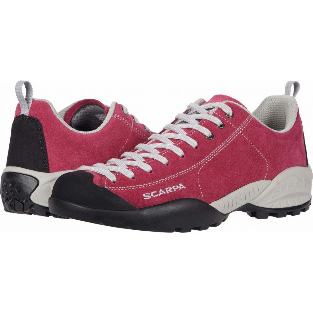 スカルパ レディース ハイキング 期間限定 登山 シューズ 靴 Scarpa サイズ交換無料 超激安特価 Rose Mojito Red