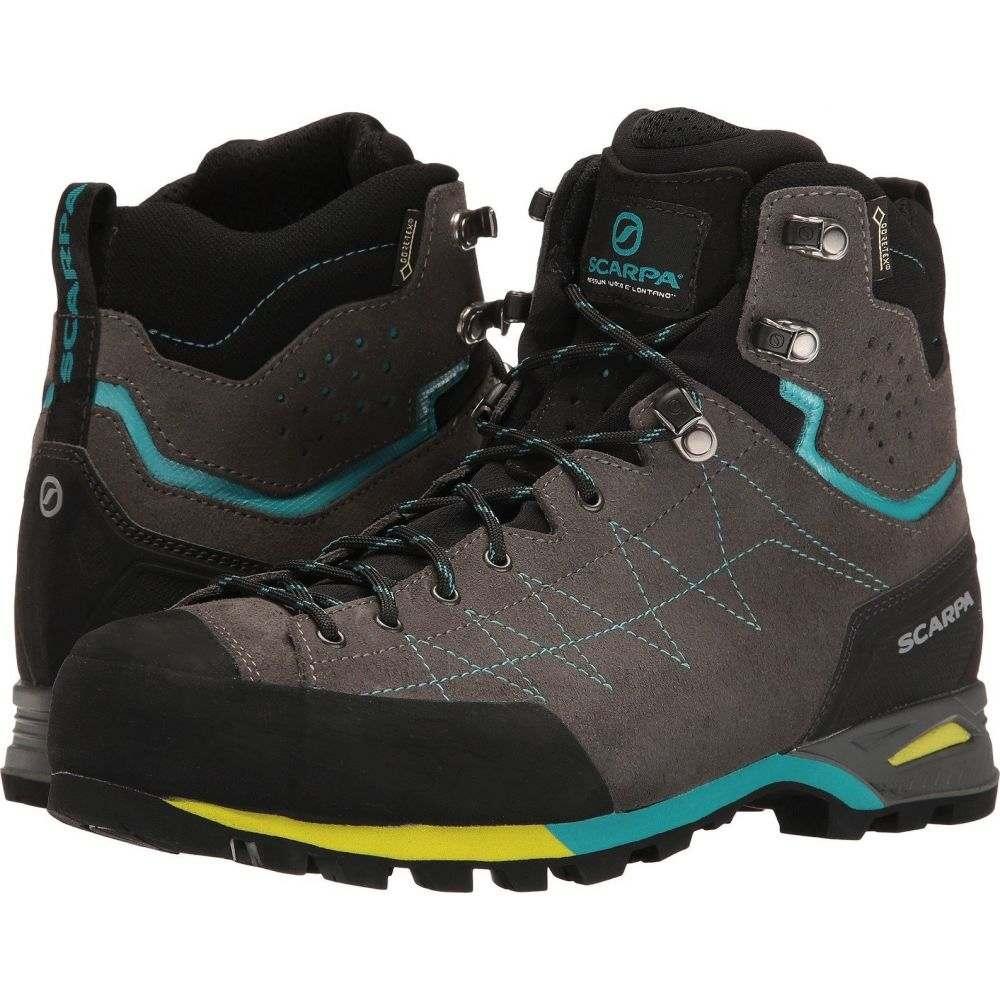 スカルパ レディース ハイキング 登山 シューズ 靴 Shark Scarpa Plus サイズ交換無料 Zodiac 春の新作続々 驚きの値段で Maldive GTX