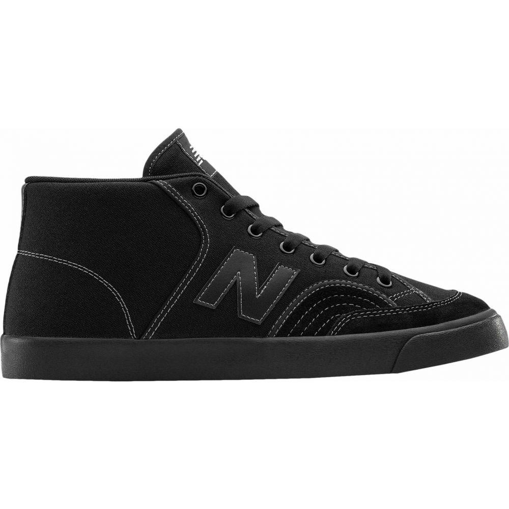 ニューバランス New Balance Numeric レディース シューズ・靴 【NM213】Black/Black