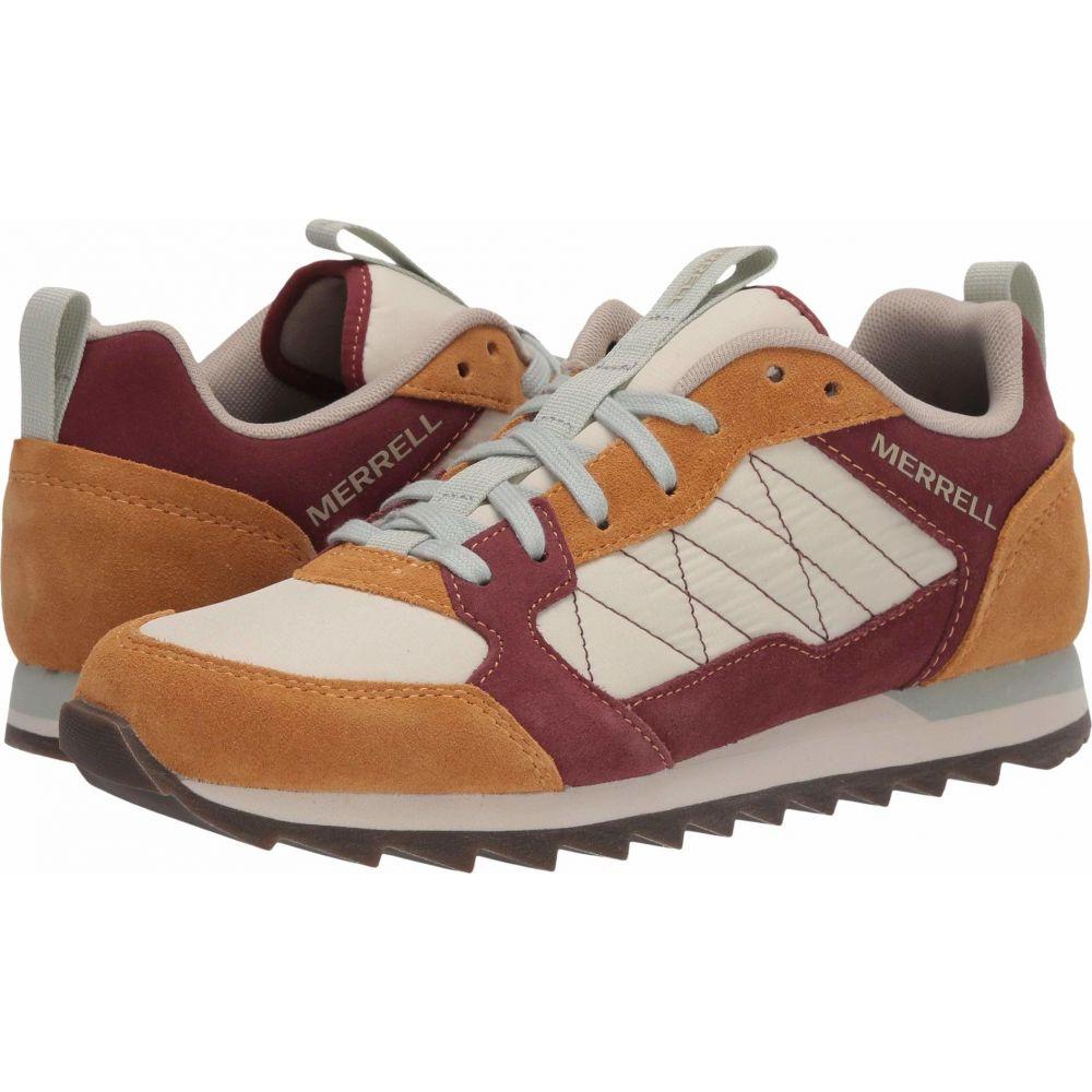 メレル レディース ハイキング 登山 [ギフト/プレゼント/ご褒美] シューズ 靴 Sneaker サイズ交換無料 激安価格と即納で通信販売 スニーカー Merrell Alpine