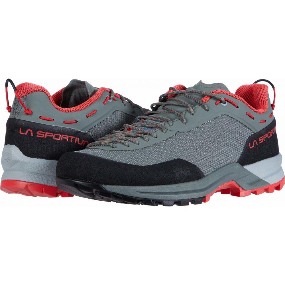 ラスポルティバ レディース ハイキング 登山 シューズ 値下げ 靴 即納 Clay Sportiva La Hibiscus Guide サイズ交換無料 TX