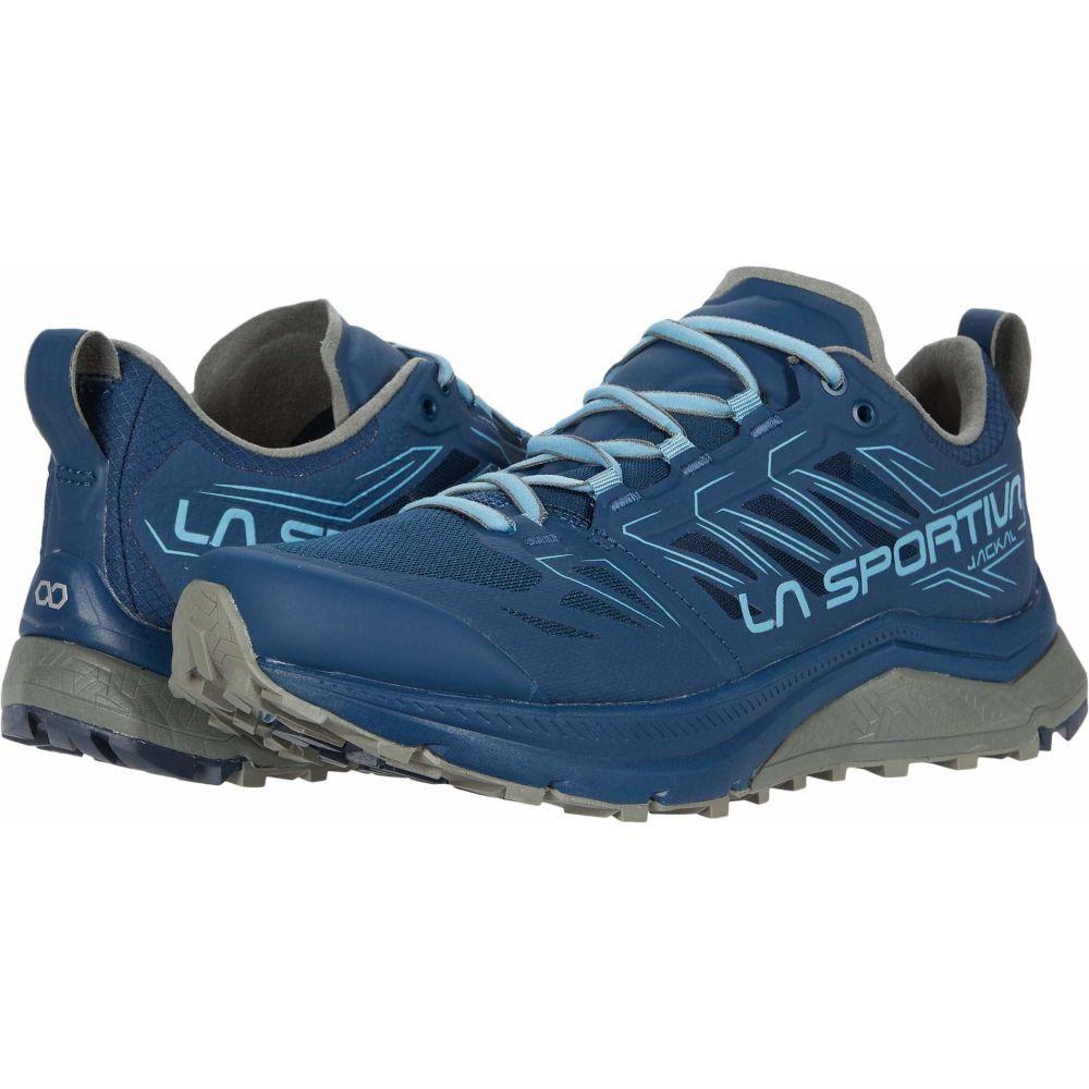 ラスポルティバ La Sportiva レディース ランニング・ウォーキング シューズ・靴【Jackal】Opal Pacificblue