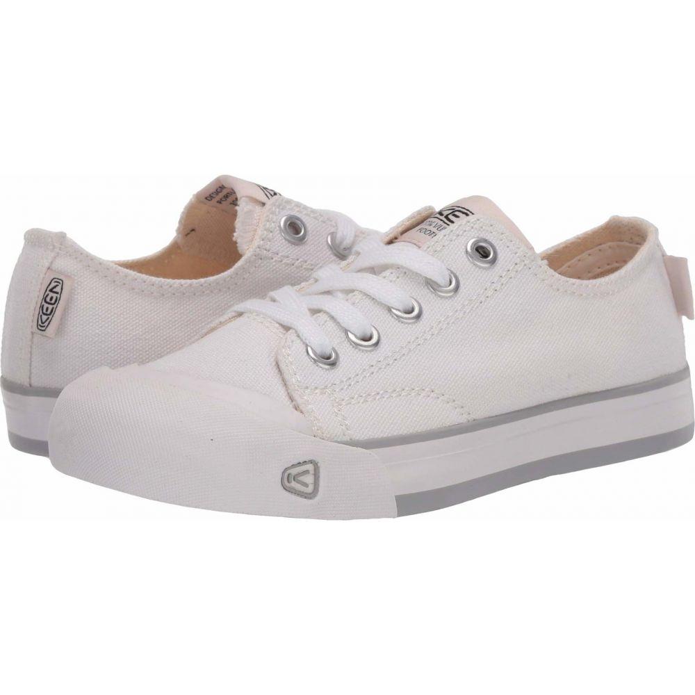 キーン Keen レディース スニーカー シューズ・靴【Coronado III】White