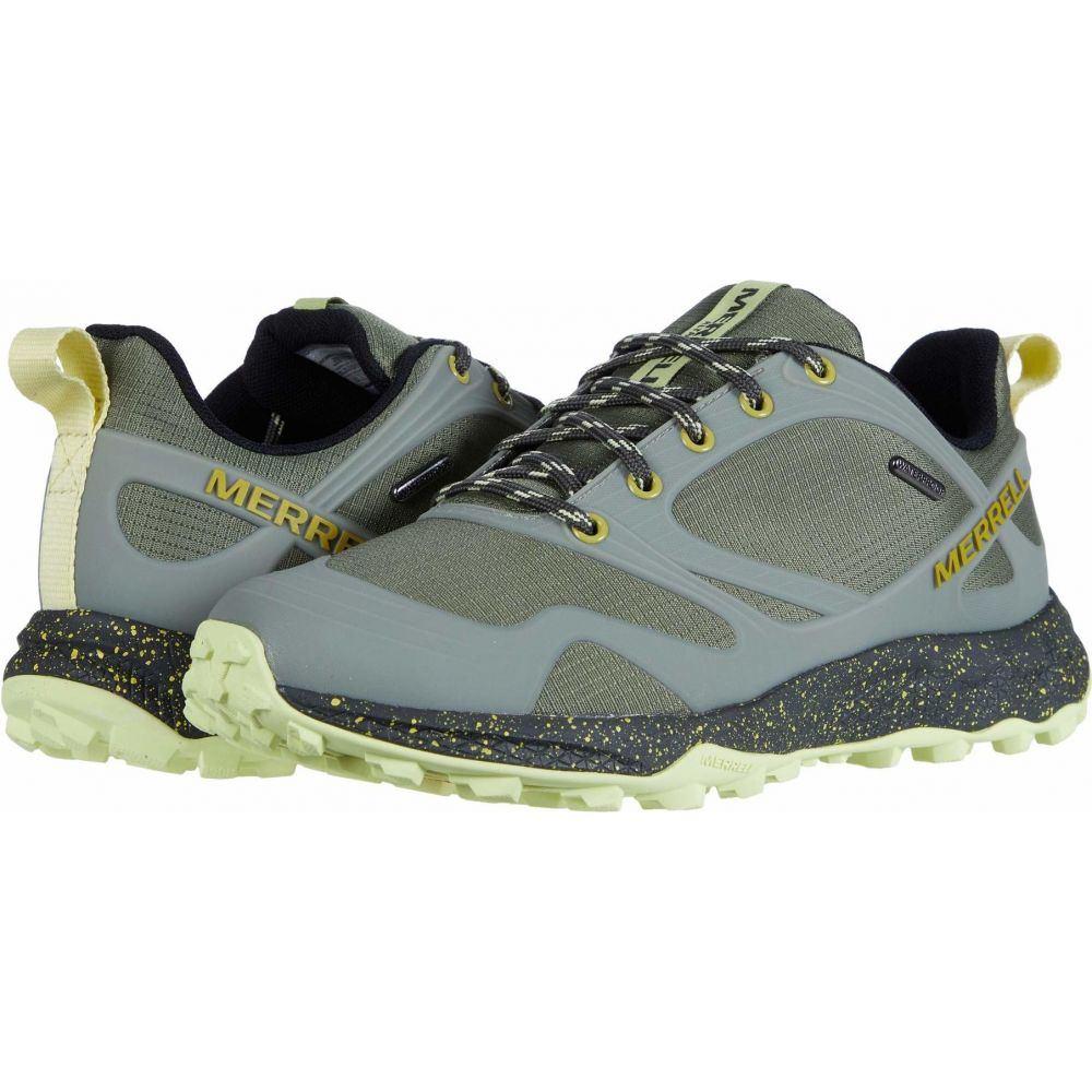 メレル Merrell レディース ハイキング・登山 シューズ・靴【Altalight Waterproof】Lichen