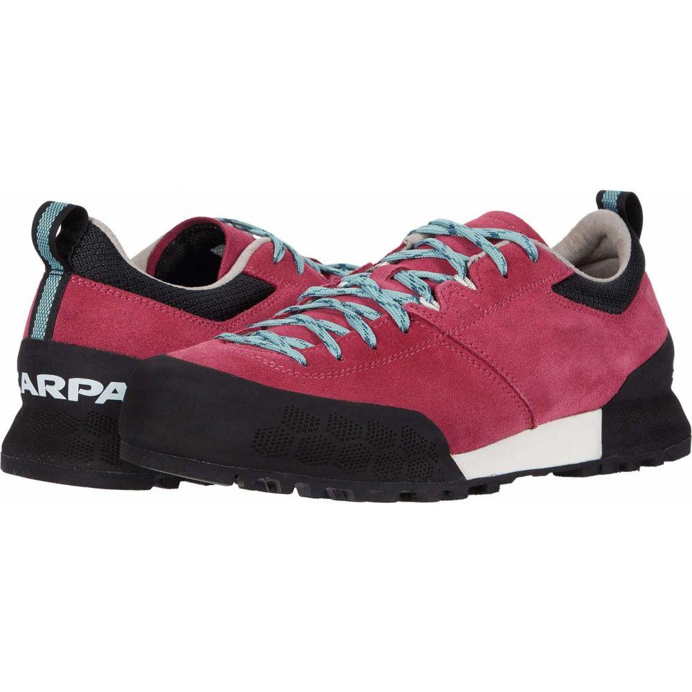 スカルパ レディース ハイキング 登山 シューズ 靴 Rose Kalipe Scarpa 買物 Jade サイズ交換無料 待望 Red