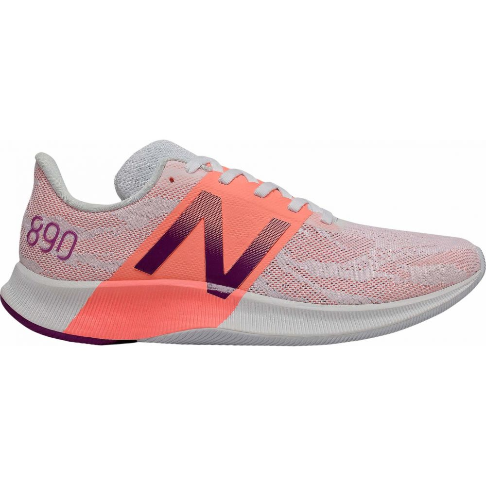 ニューバランス New Balance レディース ランニング・ウォーキング シューズ・靴【890v8】Moondust/Ginger Pink