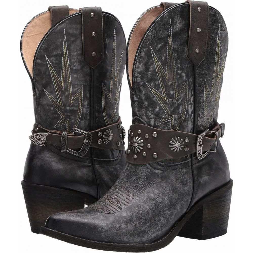 コラル Corral Boots レディース ブーツ シューズ・靴【Q0156】Black