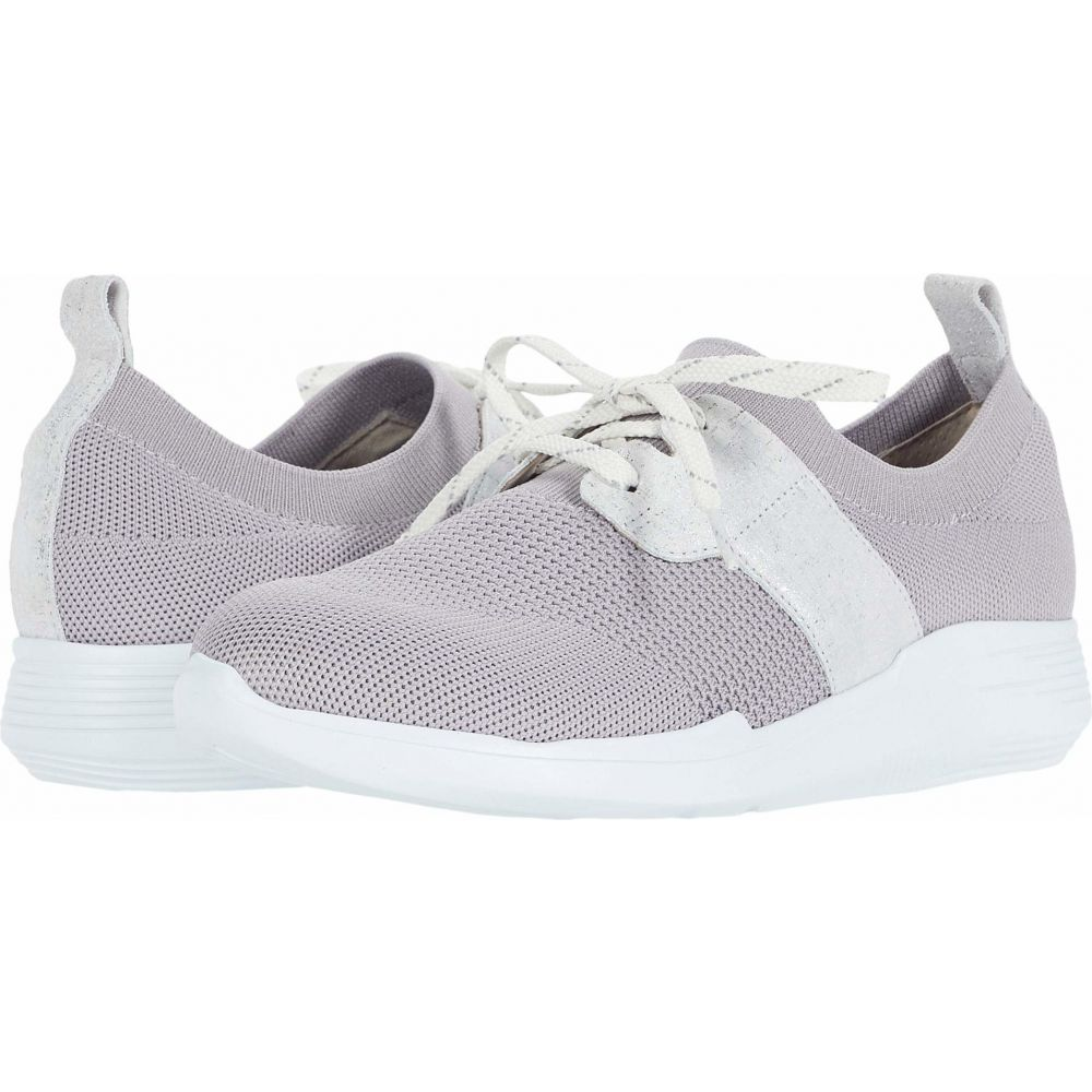 マンロー Munro レディース スニーカー シューズ・靴【Sandi】Grey Sock/White Outsole