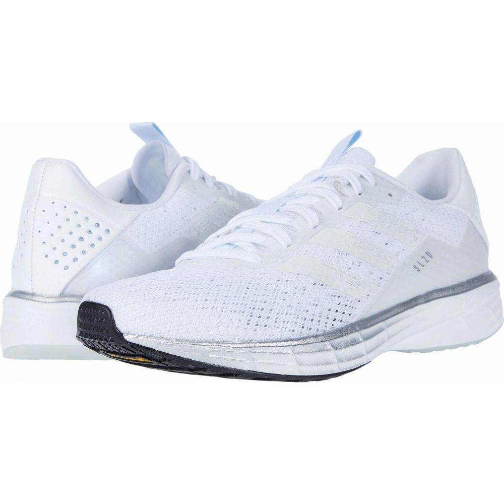 アディダス adidas Running レディース ランニング・ウォーキング シューズ・靴【SL20 Ready】FTWR White/FTWR White/Sky Tint