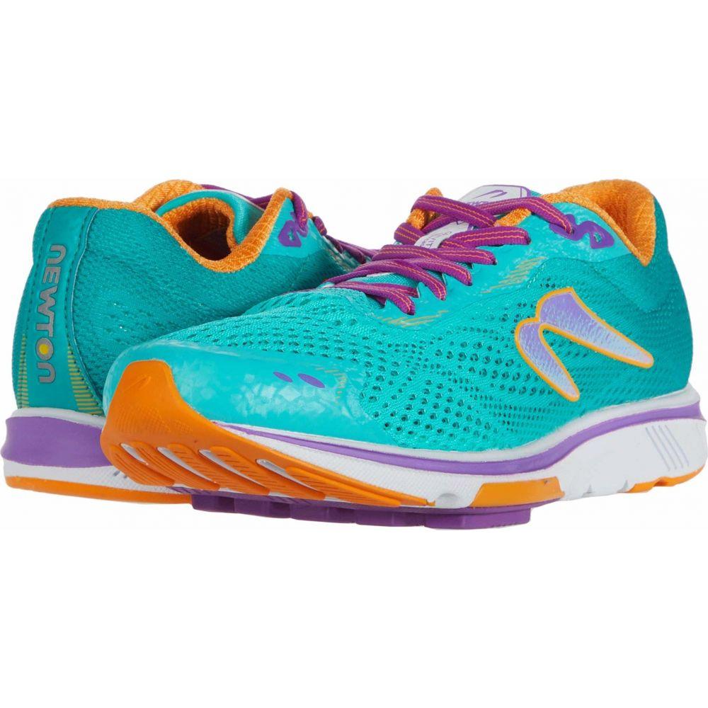 ニュートンランニング Newton Running レディース ランニング・ウォーキング シューズ・靴【Gravity 9】Jade/Purple