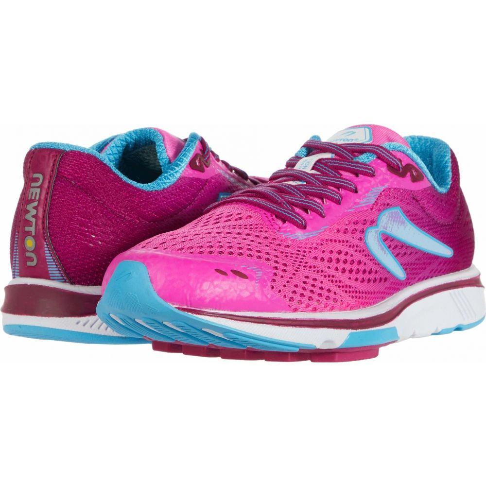 ニュートンランニング Newton Running レディース ランニング・ウォーキング シューズ・靴【Motion 9】Pink/Aqua