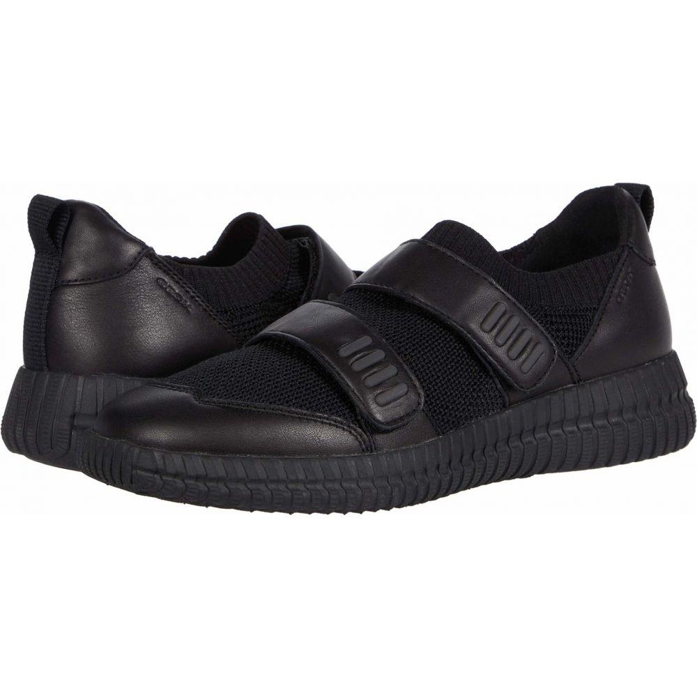 ジェオックス Geox レディース スニーカー シューズ・靴【Novae 1】Black