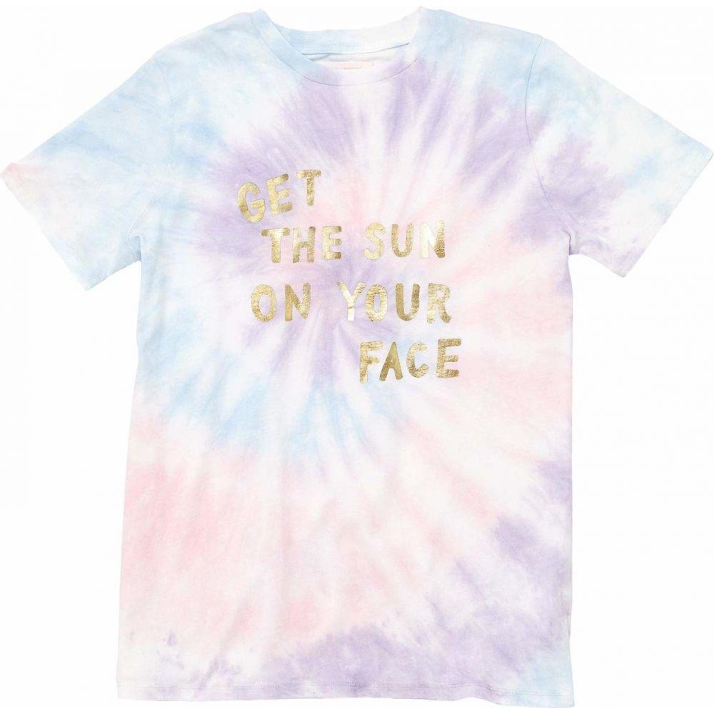 バン ドー ban.do レディース Tシャツ トップス【Get The Sun On Your Face Classic Tee】Tie-Dye
