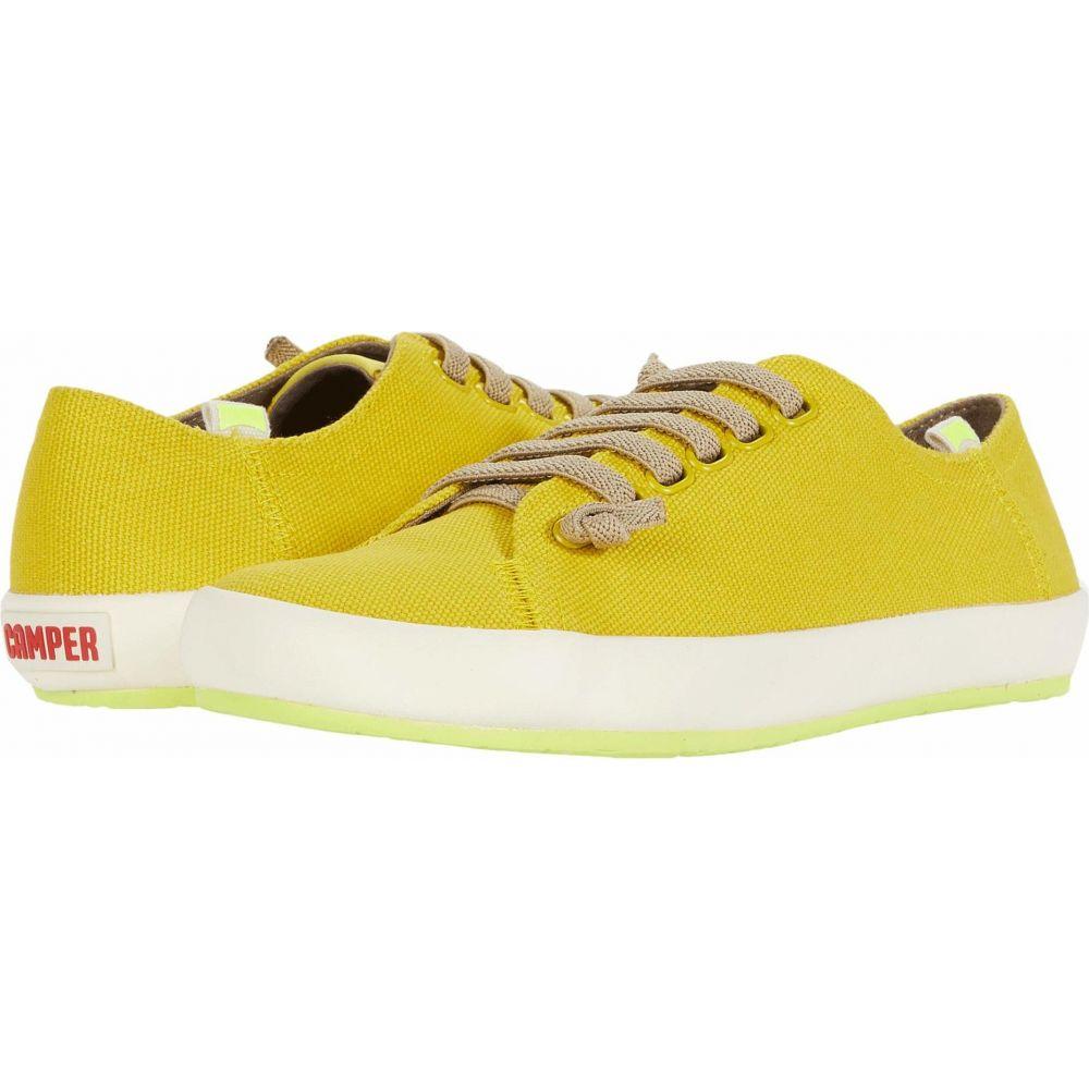 カンペール Camper レディース スニーカー シューズ・靴【Peu Rambla Vulcanizado】Medium Yellow