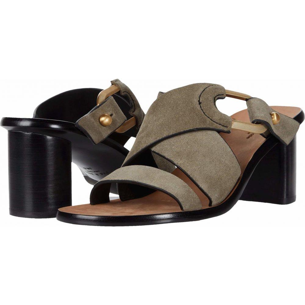 ラグ&ボーン rag & bone レディース サンダル・ミュール シューズ・靴【August Mule】Safari Khaki Suede