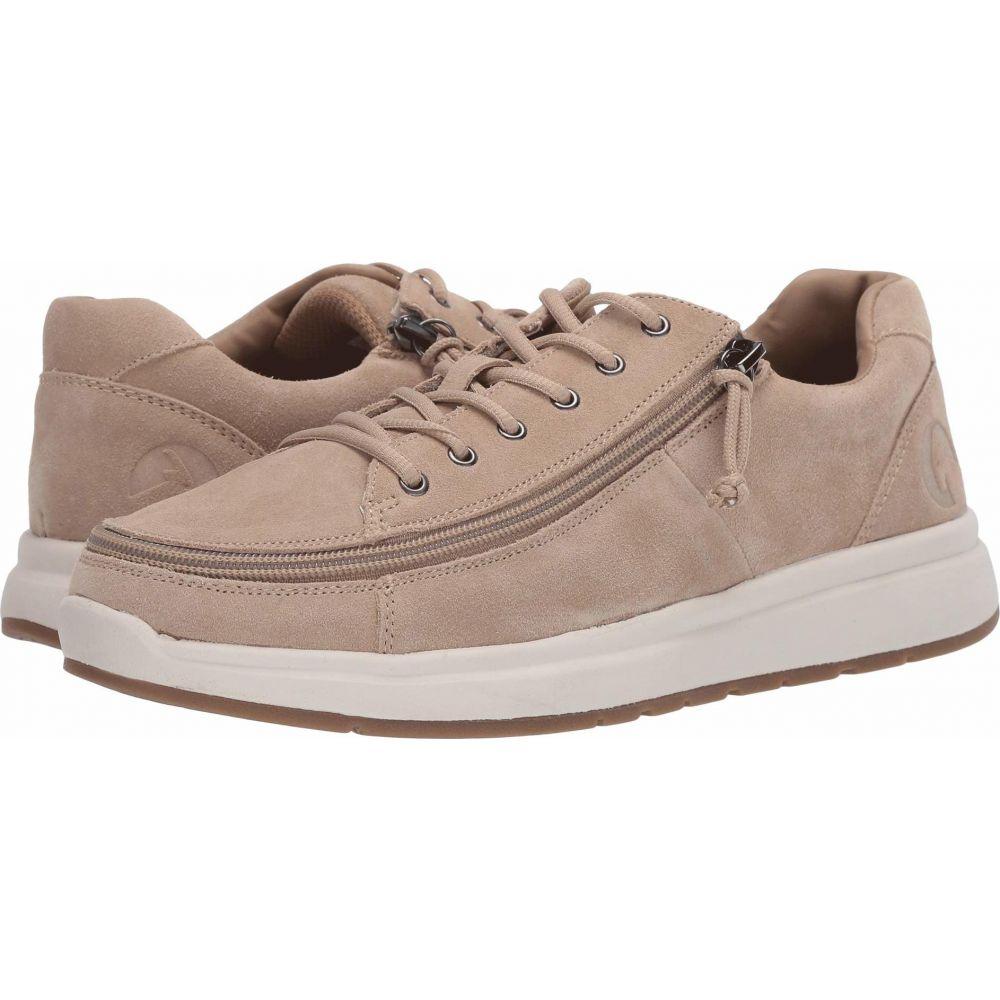 ビリーフットウェア BILLY Footwear レディース スニーカー シューズ・靴【Comfort Suede Lo】Tan