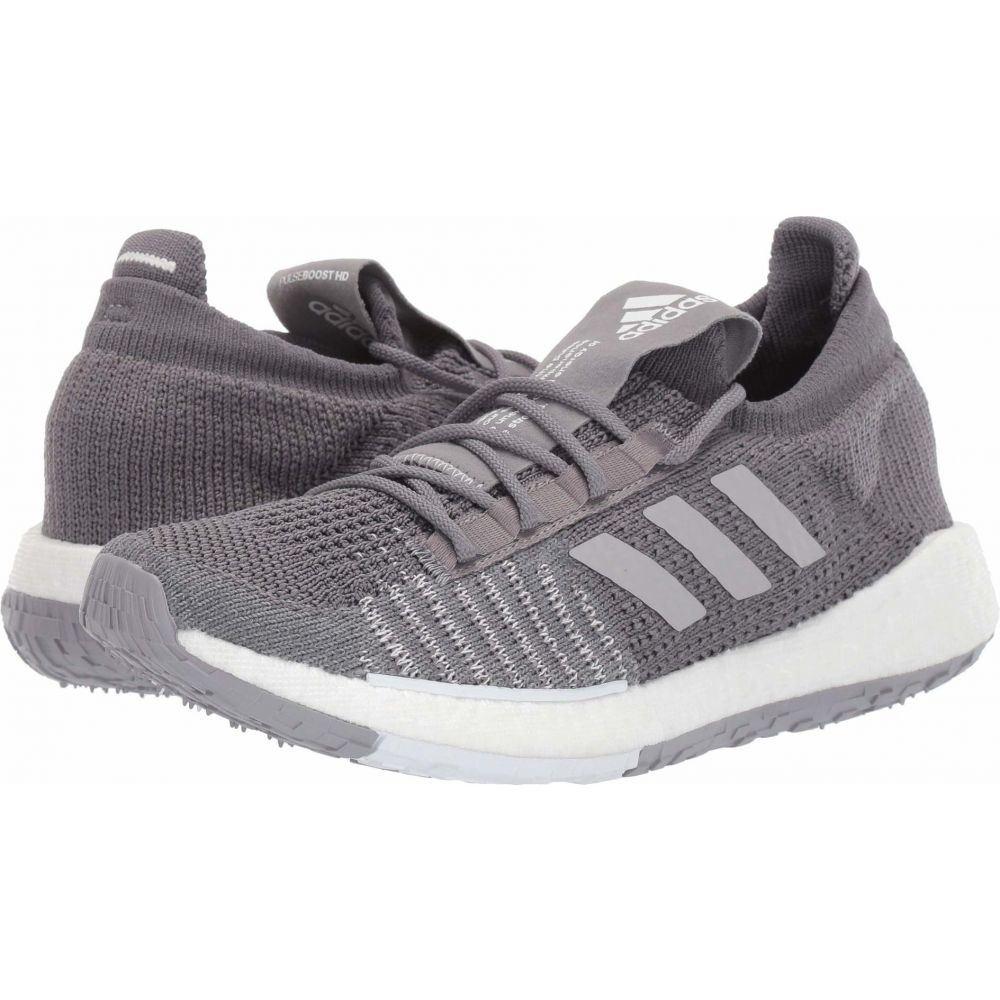 アディダス adidas Running レディース ランニング・ウォーキング シューズ・靴【PulseBOOST HD】Grey/Grey/White