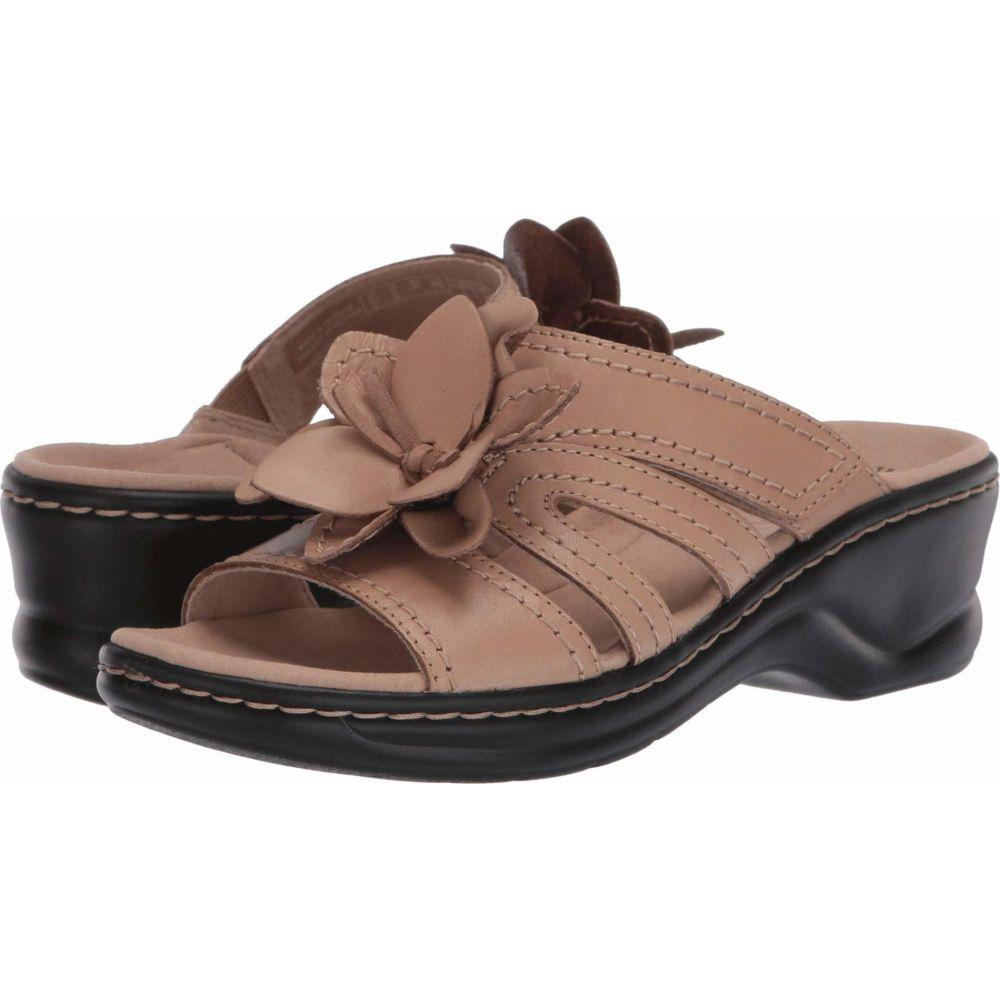 クラークス Clarks レディース サンダル・ミュール シューズ・靴【Lexi Opal】Sand Leather