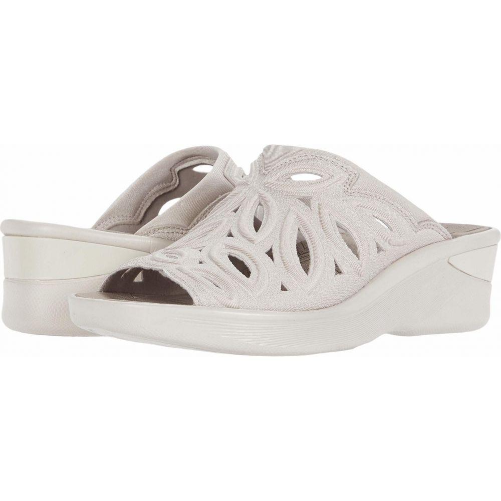 ゼィース Bzees レディース サンダル・ミュール シューズ・靴【Susie】Sand Embossed Shimmer