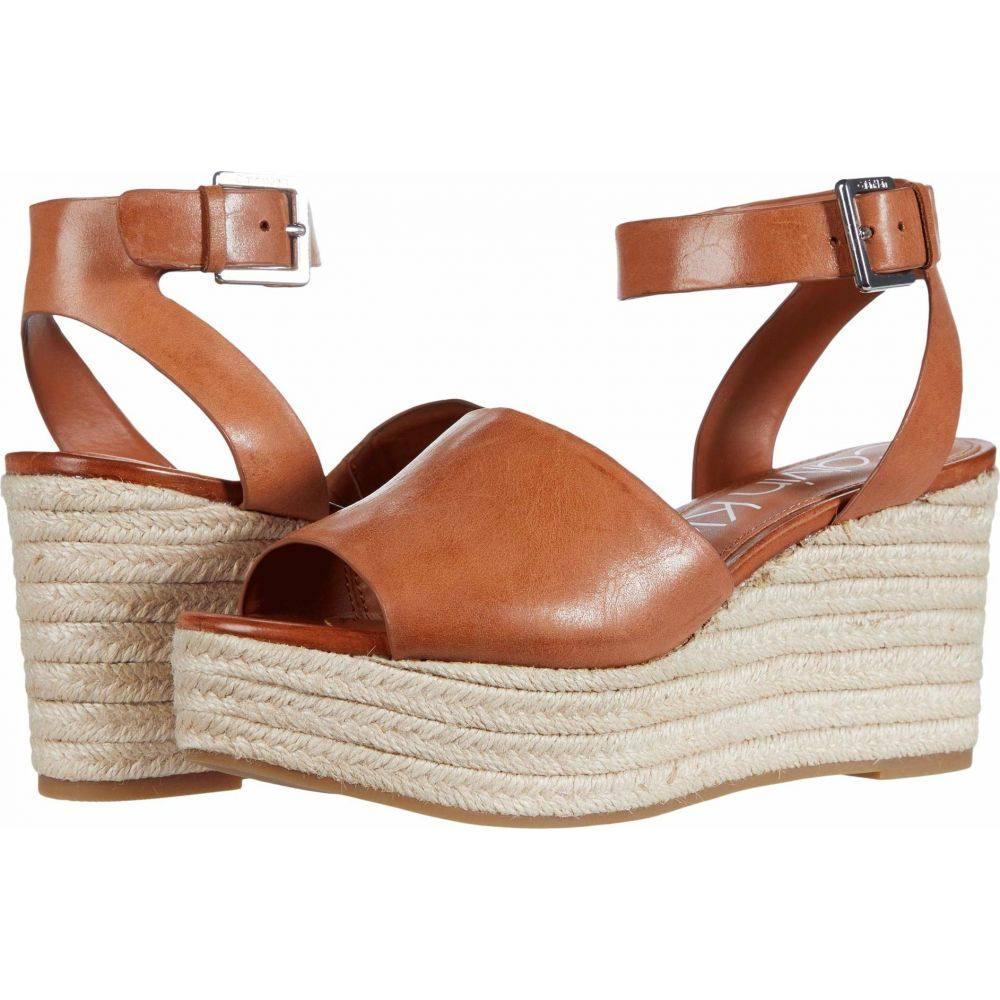 カルバンクライン Calvin Klein レディース サンダル・ミュール シューズ・靴【Chyna】Cuoio