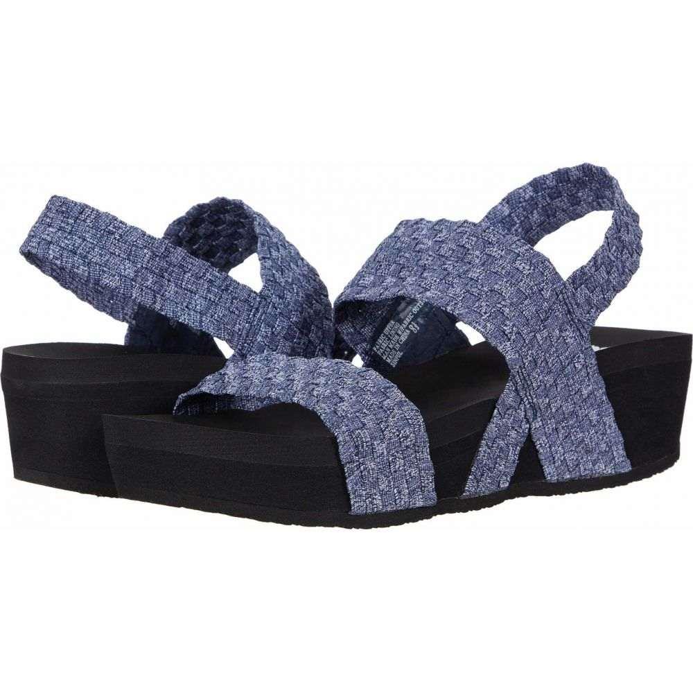 イエローボックス Yellow Box レディース サンダル・ミュール シューズ・靴【Sinful】Blue