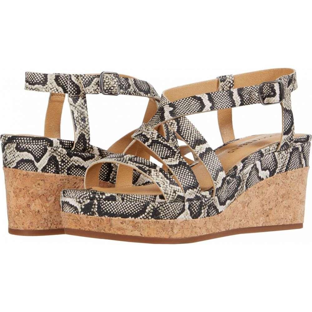 ラッキーブランド Lucky Brand レディース サンダル・ミュール シューズ・靴【Batikah】Natural