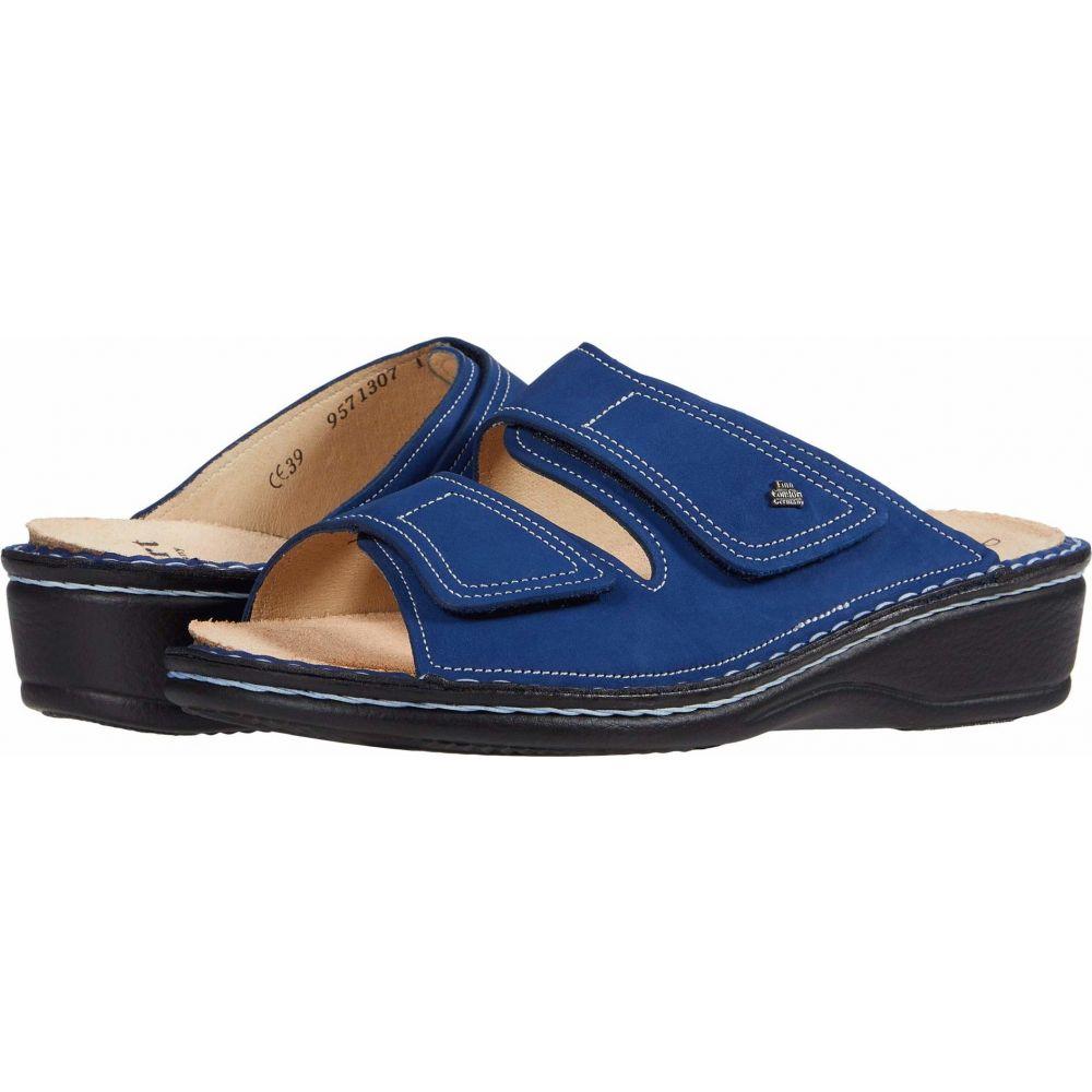 フィンコンフォート Finn Comfort レディース サンダル・ミュール シューズ・靴【Jamaica】Kobalt