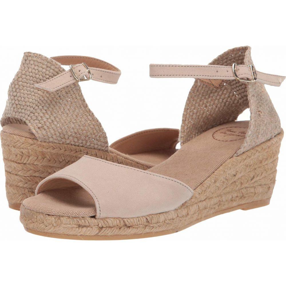 トニーポンズ Toni Pons レディース サンダル・ミュール シューズ・靴【Llivia-A】Stone