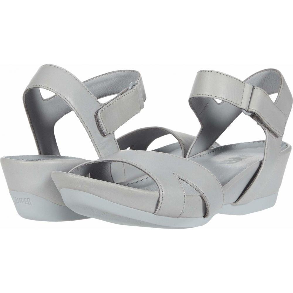 カンペール Camper レディース サンダル・ミュール シューズ・靴【Micro】Light Pastel Grey